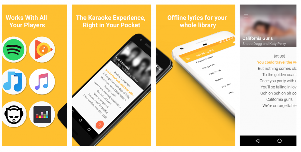 QuickLyric App - Instant Lyrics